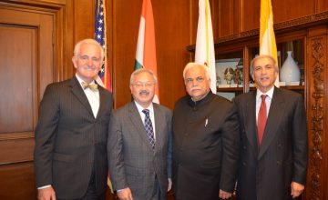 Invest in Karnataka Delegation visits San Francisco Bay Area